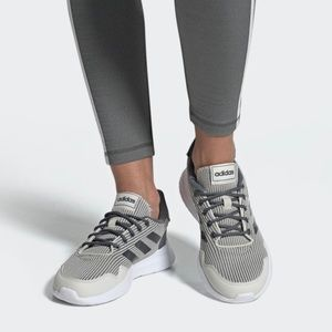 NIB Adidas Archivo sneakers in white and gray